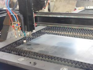 1325 Plasma Cutting and CNC Flame Cutting Machine pictures & photos
