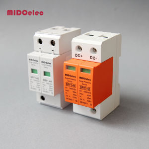 DC Power Surge Protection SPD pictures & photos