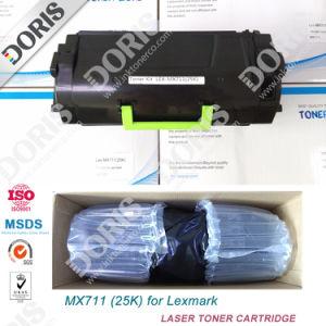 Mx711 Toner Cartridge for Lexmark Mx511 Mx410 Mx811 Ms410 Ms415 pictures & photos