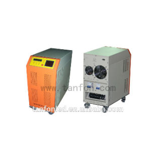 Solar Power Inverter, off Grid Solar Inverter 5kw 96VDC/ 120VDC, Single Phase Solar Charge Inverter pictures & photos