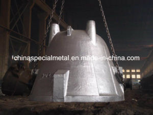 Custom Casting Slag Pot with ISO 9001 Certificate