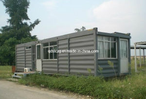 Container House/Prefabricated House/Movable House (004)