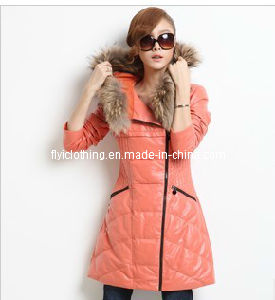 Ladies Down Coat (YR0020)
