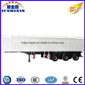 Hot Air Bag Spring Suspension Cargo/Coal Carrying Semi Heavy Tractor Truck Trailer pictures & photos