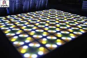 Newest 600*600mm DMX Control LED Dance Floor pictures & photos