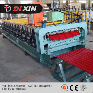 Dixin High Precision Double Deck Roll Forming Machine pictures & photos