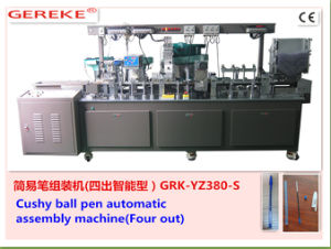 Cushy Ball Pen Automatic Assembly Machine pictures & photos