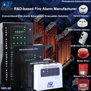 2015 Nigeria-Installed Conventional Fire Alarm Kit pictures & photos