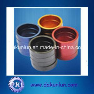 Precision Threaded Aluminum Spacers, CNC Anodizing Aluminum Tube pictures & photos