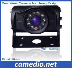Night Vision CCD Bus Camera Backup with IP68k Waterproof pictures & photos