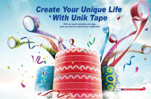 DIY Decoration Tape for Art& Craft pictures & photos