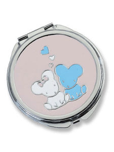 Lovely Cartoon Mouse Folded Mirror for Dressing (MX108F) pictures & photos