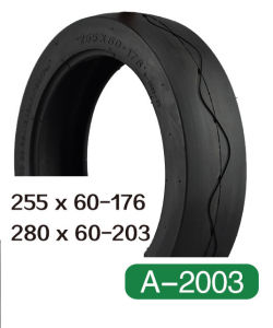 High Quality 10X1.95, 10X2, 10X2.10, 10X2.125, 10X2 1/4 Baby Stroller Tire pictures & photos