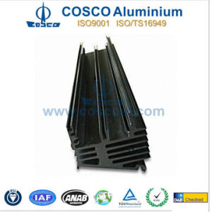 Customized 6000 Series Aluminium/Aluminum Extrusion for Radiator pictures & photos