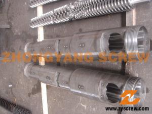 PVC Double Screw Barrel pictures & photos