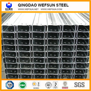 Steel Perforated/Slotted Pre-Galvanized/HDG Strut C Channel pictures & photos