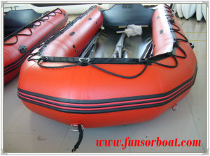 Heavy Duty Resuce Boat with Aluminum Floor (FWS-A480) pictures & photos