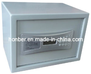 Safe with LCD Display and Shelf Inside (ELE-SA250GR) pictures & photos