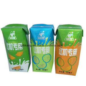 Aseptic Packaging Paper for Milk and Juice pictures & photos