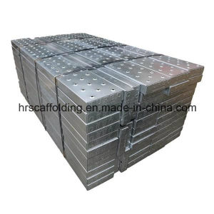 Scaffolding Planks Used for Construction Steel Walkboard pictures & photos