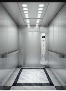 Braun Elevator 1350-1600kg Hospital Bed Elevator/Lift