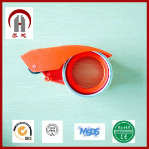 Hand Use Plastic Material Carton Sealing Tape Cutter pictures & photos