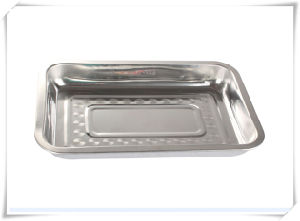 Food Tray, Stainless Steel Tray, Household Utensil pictures & photos