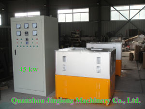 (45KW) 150kg Line-Frequency Cored Induction Furnace pictures & photos