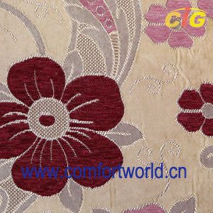 Jacquard Chenille Upholstery Fabric (CIG-225) pictures & photos