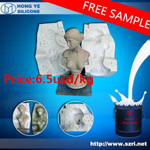 High Reproduction Times Silicone for Statue Mold Making pictures & photos