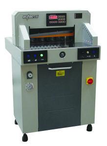 Hydraulic Program Paper Cutter Machine (4800H) pictures & photos