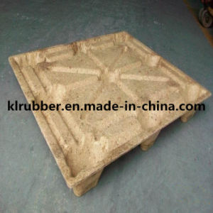 High Quality Single Layer Molding Wooden Pallet pictures & photos