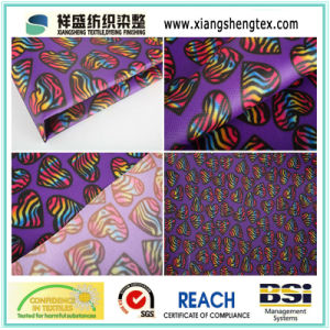 PVC Coated Oxford Printed Fabric for Tent pictures & photos