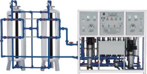 RO Water Treatment Machine with Water Softener pictures & photos