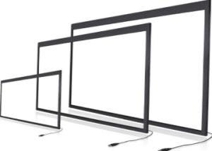 55-Inch IR Multi Touch Screen Overlay Kit for Multi-Display, Advertising, Conference, Bank, Event