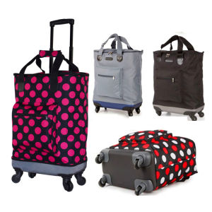 OEM Service Exclusive 4 Wheel Shopping Trolley Basket pictures & photos