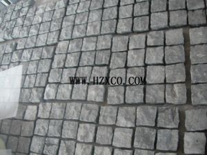 G684 Granite Cobble Stone/ Stone Paving/Dark Basalt pictures & photos