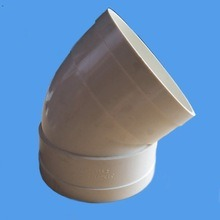 Dwv Pipe Fittings, PVC 45 Degree Elbow (F/F) Asnzs 1260 pictures & photos