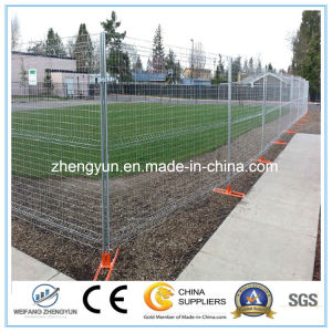 Shandong Supplier High Quality Galvanized Temporary Fence pictures & photos