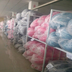 Polyester/Polar Fleece Fabric/Flannelette/Knitted Fabric pictures & photos