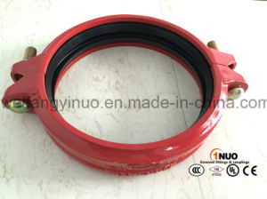 UL/FM Standard Ductile Iron 300psi Flexible Pipe Coupling Upscale Market pictures & photos