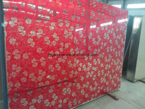 Supply Ice Flower Glass, Kitchen Door Glass and Decorative Glass pictures & photos