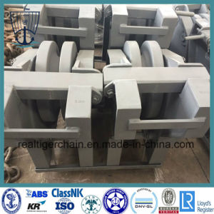 Deck Equipment Roller Type Anchor Chain Stopper for Sale pictures & photos