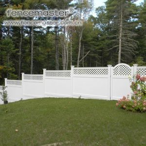 Privacy Fencing for North American Market pictures & photos