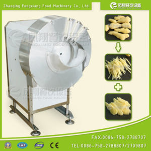stainless steel ginger slicing stripping julienne cutting machine pictures & photos