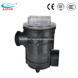 China pool pump strainer housing with basket china pool - Strainer basket for swimming pool ...