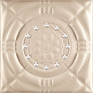 China Suoya 1091-20 Leather Carved Decorative Wall Panel 3D Effect pictures & photos