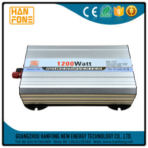 1200W Accurate Tools Inverter with 12V Input pictures & photos