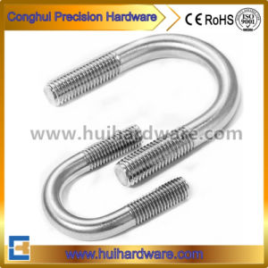 Stainless Steel Square U Bolts/U-Bolts M6 M8 M10 M12 pictures & photos