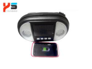 USB Adapter Portable Solar Speaker Case